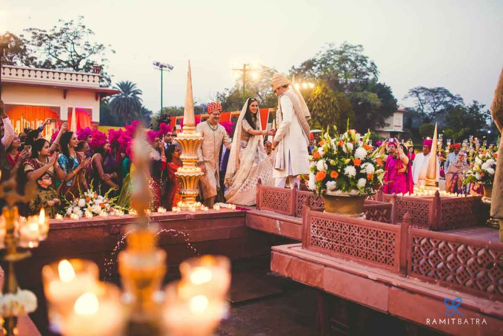 Saying 'I do' in India Top 10 Reason to Choose India For Destination Wedding